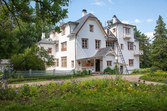 Поездка в усадьбу В.Д. Поленова