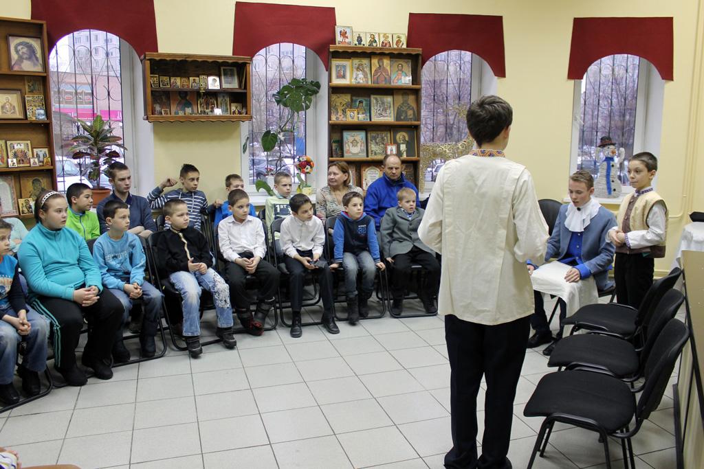 «Благотворительный спектакль «Ревизор»