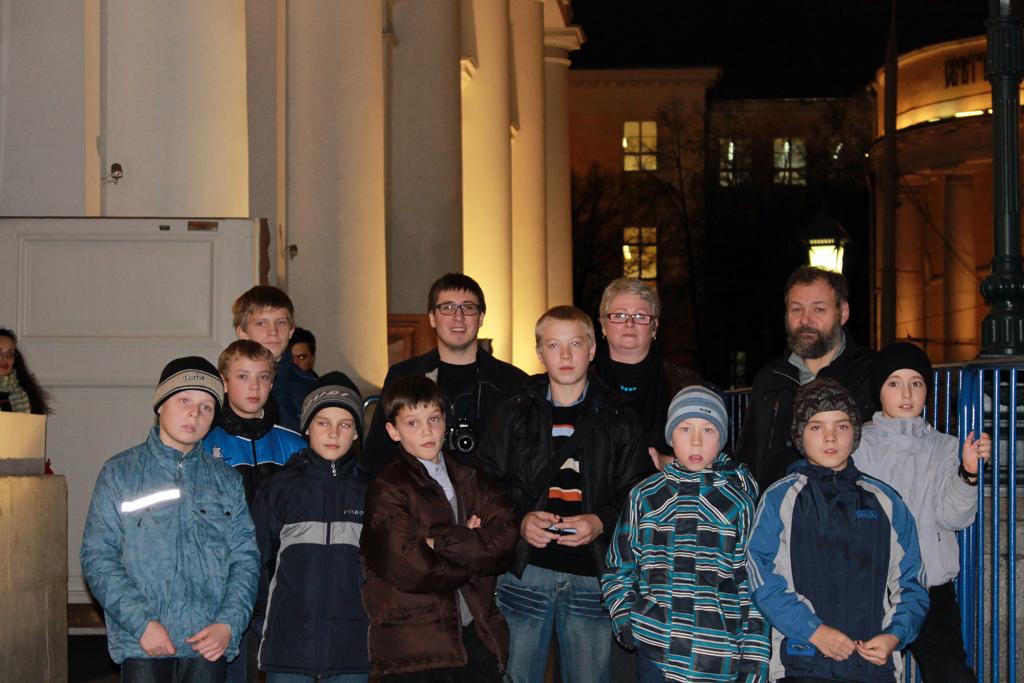 Экскурсия по выставке «Православная Русь. Романовы»