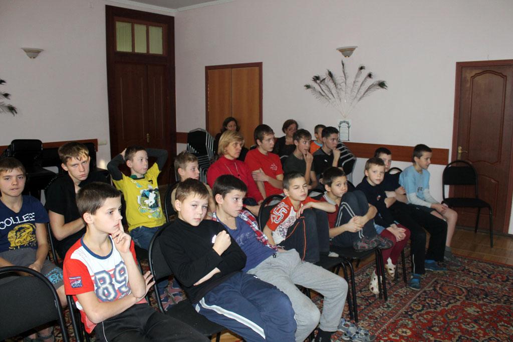 Лекция, посвященная битве под Москвой