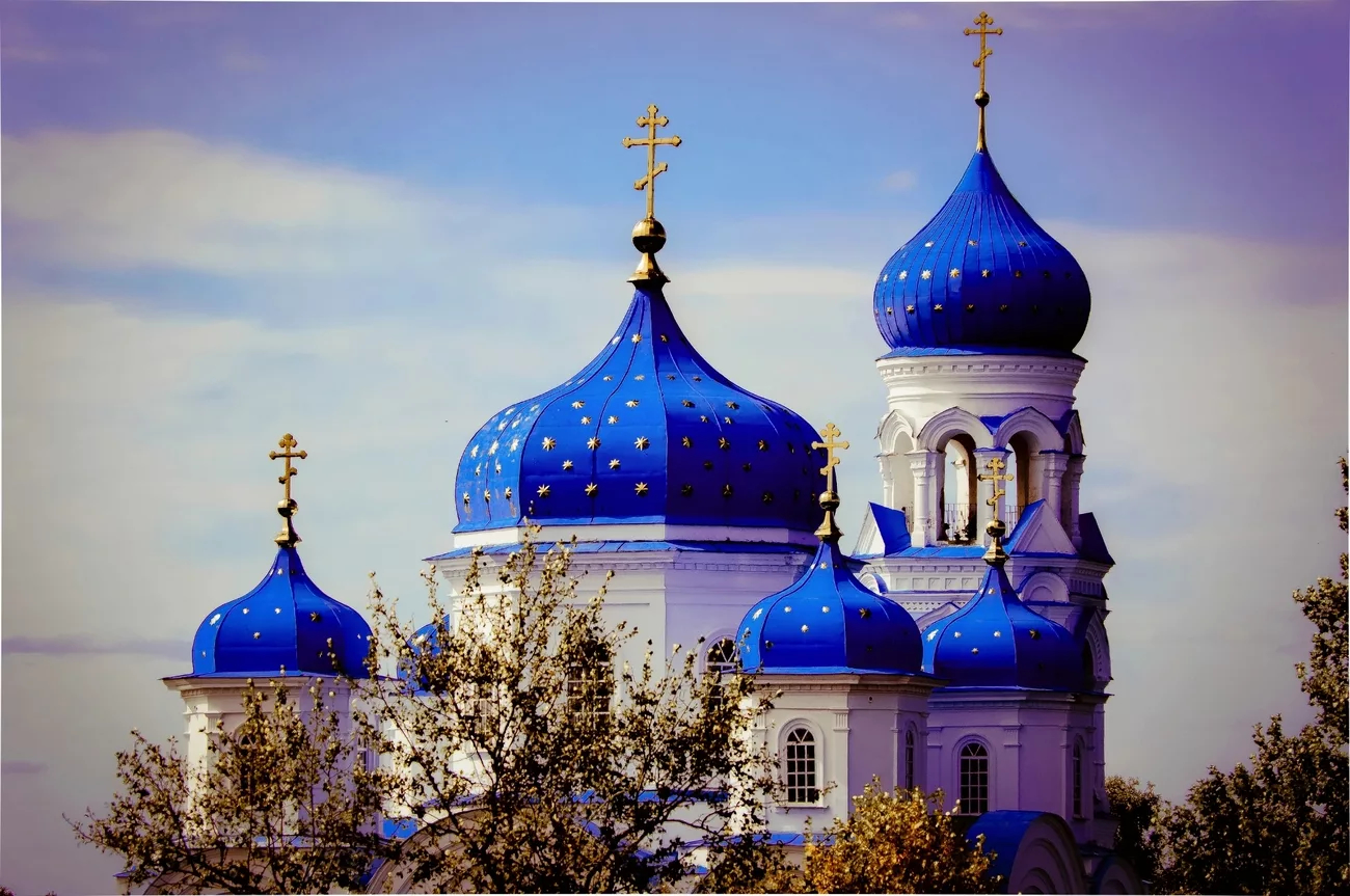 Наше православное лето