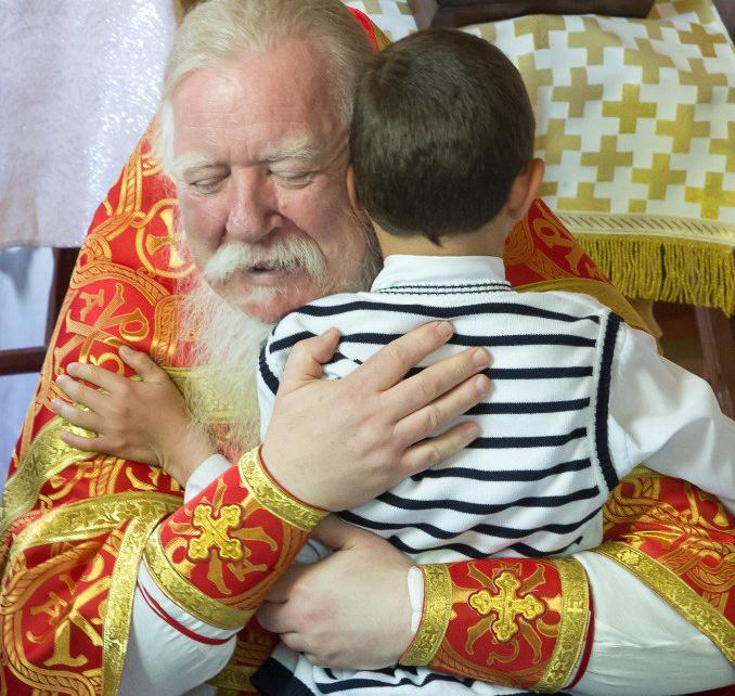 По следам отца Дмитрия