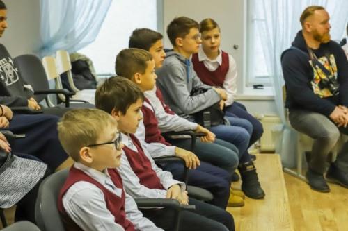 Детский дом Павлин на приходе Троицкого храма (6 of 36)