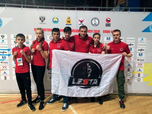 Первенство России по тайскому боксу (5)