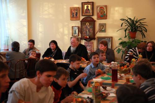 Поздравление именинников в январе 2013