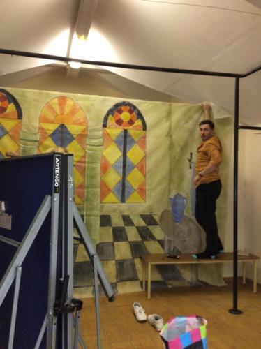 Гастроли в Православной гимназии «Свет»