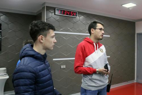 Экскурсия на стадион «Спартак»