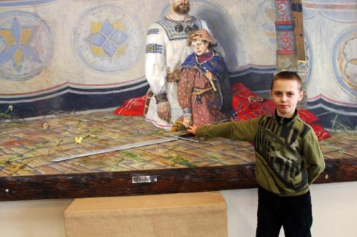 Выставка Павла Рыженко