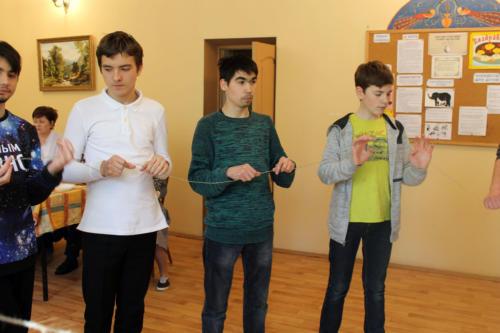 Поздравление именинников в мае 2017