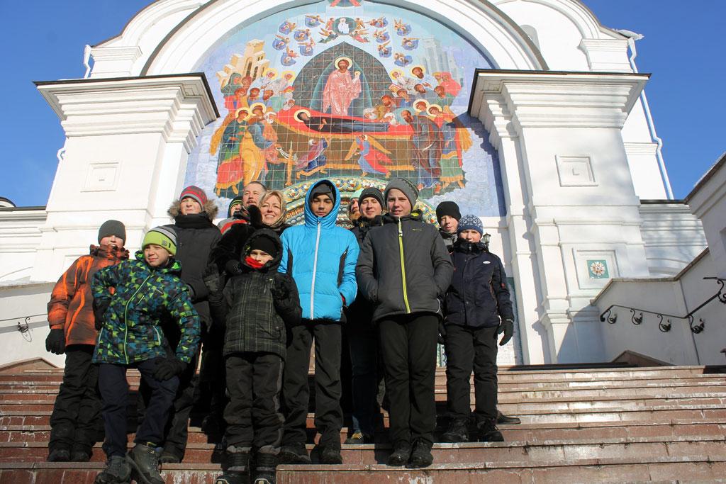 Поездка в Ярославль