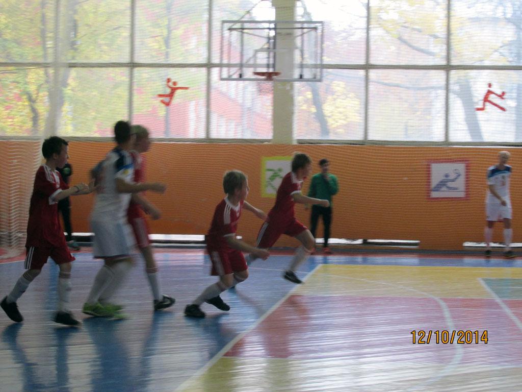 Футбольный матч с друзьями из РГАУМСХА