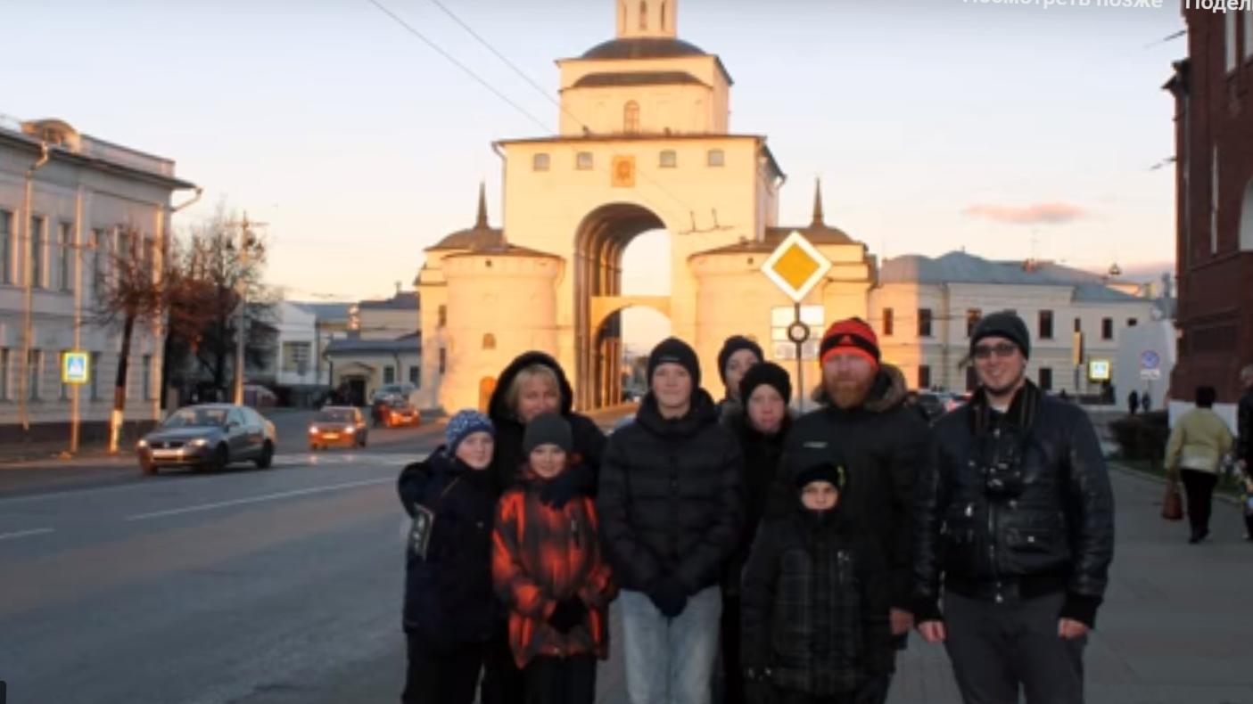 Поездка Владимир-Суздаль