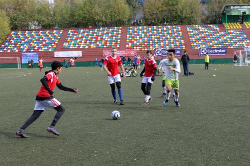 Кубок по футболу «Доброе сердце»