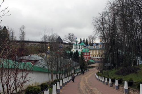 Печоры монастырь 2015