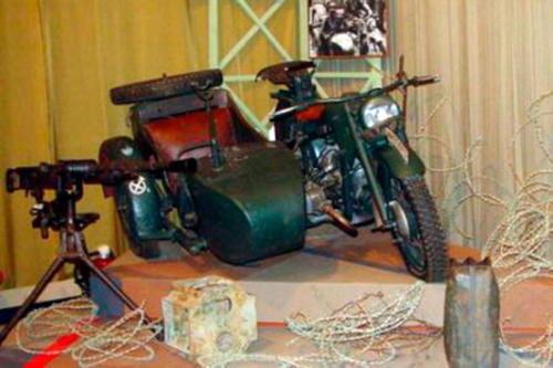 Поездка в музей Обороны Москвы