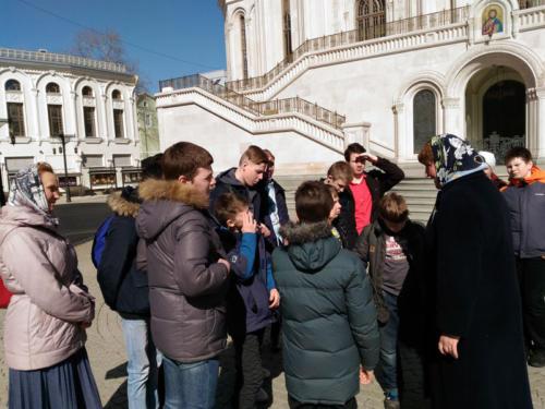 Экскурсия в Сретенском монастыре